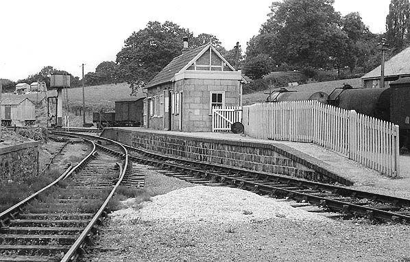 Disused Stations: Hemyock Station