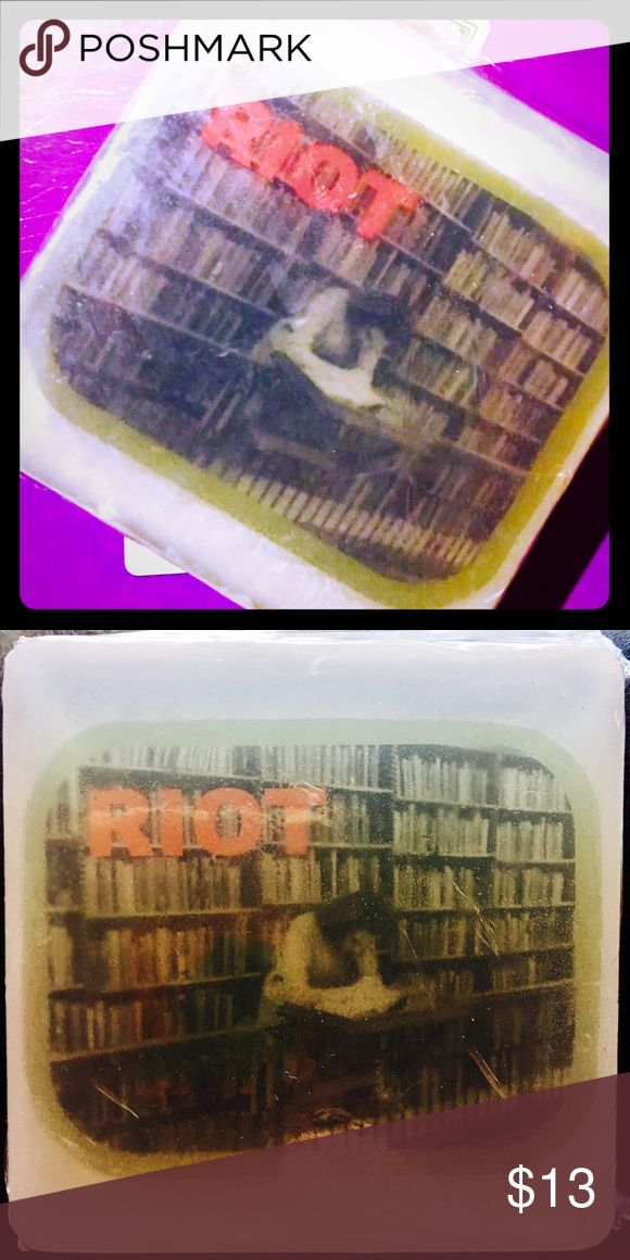 RIOT Root Beer Soap:  Suds & Hugs Root Beer is synonymous with SUDS ... and maybe HUGS (but definitely NOT drugs!). Teenage riots can make for dirty scenes; always make sure you stay clean! RIOT ROOTBEER SOAP from SO Cal's own Bad Granny returns power & confidence  to your shower. In Riot Root Beer Scent Bad Granny Other