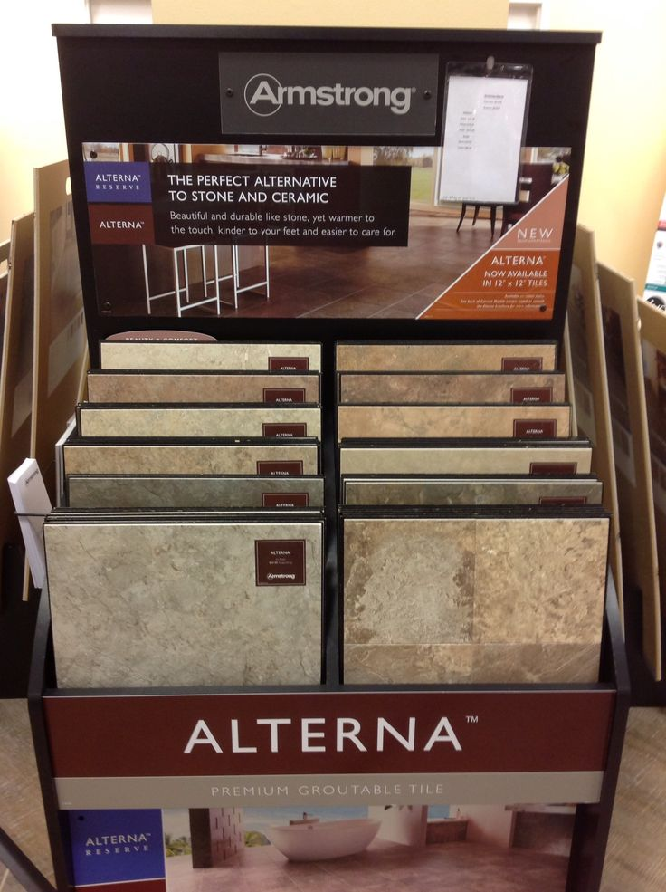 Alterna By Armstrong Is One Of The Best Luxury Vinyl Tiles