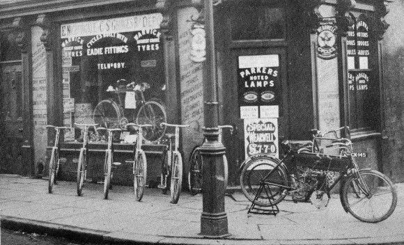 Ретро веломагазины (магазин) | Интернет-журнал о велосипедах