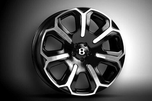 Bentley rims