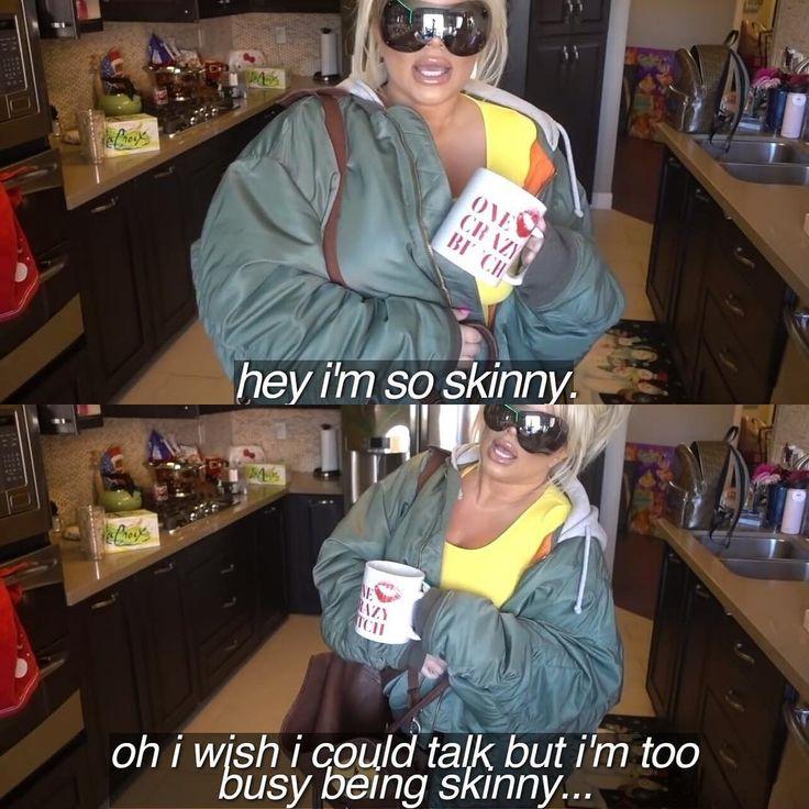 "Trisha Paytas On Instagram: ""when Ppl Call Me Fat"