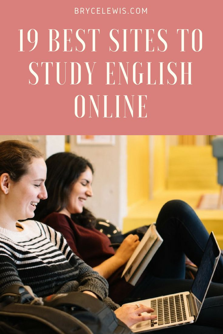 There are so many fantastic websites to study English online. Here are the top 19 websites to use if you're learning English.