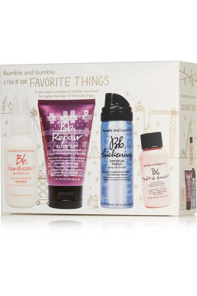 Bumble and bumble - Favorites Set - Colorless