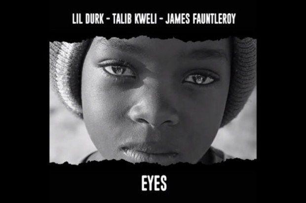 Lil Durk  Eyes Feat. James Fauntleroy & Talib Kweli