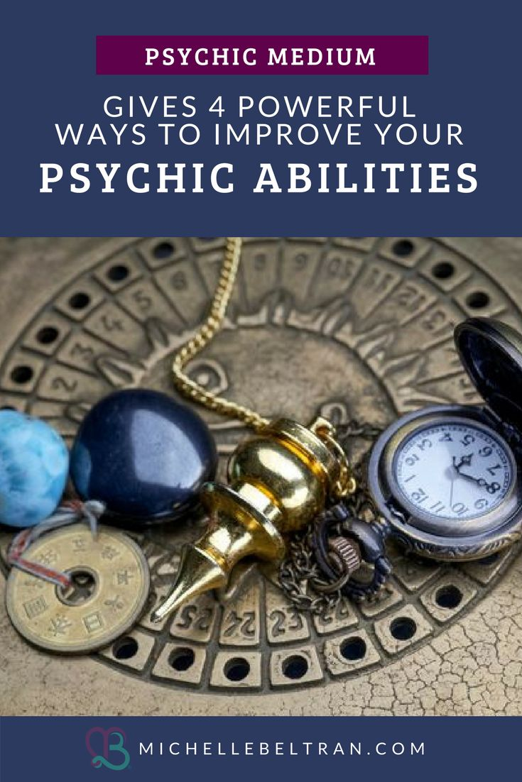 #Psychic Medium Michelle teaches you 4 ways to improve your psychic abilities that are simple & easy to do every day. Do you want to be a Psychic? Click to learn how.   Psychic Development #PsychicReadings