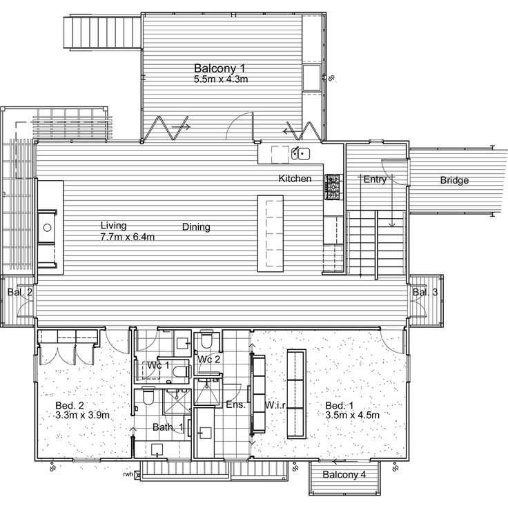 344 best House Plans images on Pinterest | Architecture, Floor ...