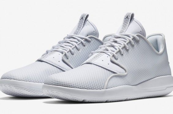 An All-White Jordan Eclipse For The Summer Is Here!