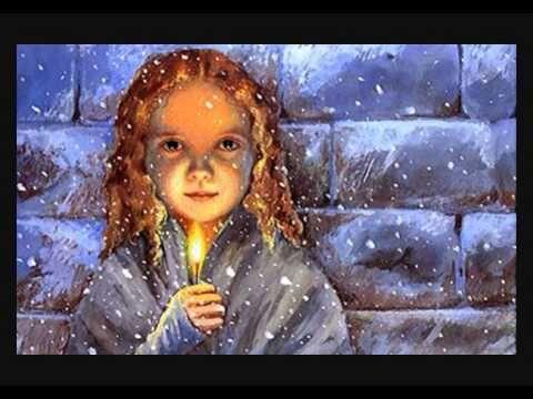 H. C. Andersenin satuja - Tyttö joka kaupitteli tulitikkuja - YouTube