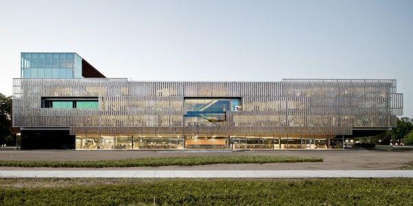 Frangisole come 'Urban filters': la ricerca di Mateo Arquitectura | Architetto.info