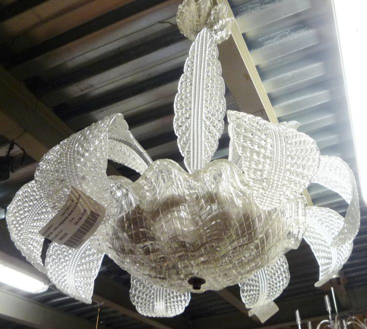 lampadario in vetro murano Usato a Milano | InAndOut