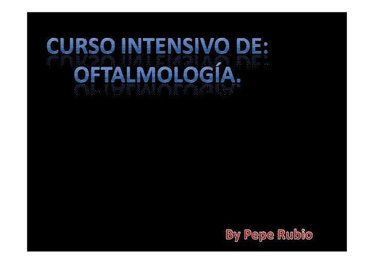 Atlas oftalmología by aguitarte via slideshare