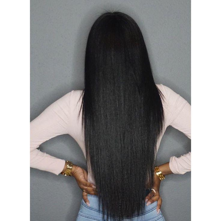 Astounding 1000 Ideas About Pin Straight Hair On Pinterest Straight Hair Short Hairstyles For Black Women Fulllsitofus