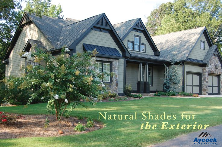 Exterior house colors hot trends home exterior color - Trending exterior house colors 2015 ...