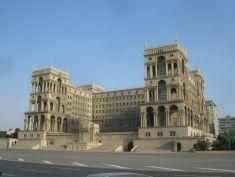 Governments House, Baku Azerbaijan