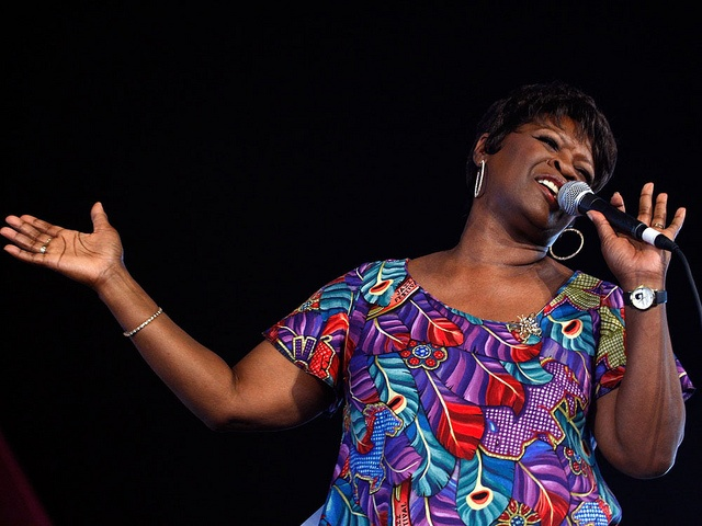 Irma Thomas (USA) by JazzAscona, via Flickr 10 days and nights of party, thousands of expected visitors, 200 concerts on six stages on the lakeside and throughout the historical center. Ascona is not only one of the world's greatest festivals dedicated to classic jazz and the New Orleans beat but is also a high-quality and unique festival for fans and insiders from all over Europe.