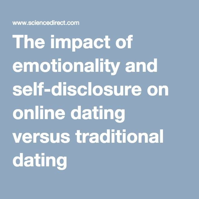 online dating race study