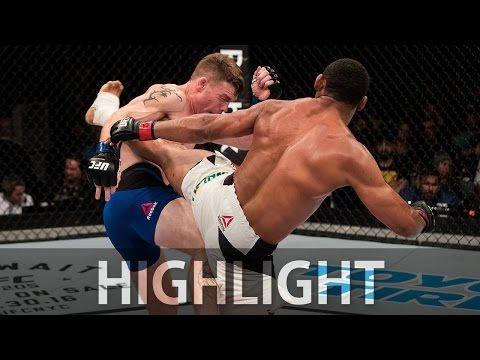 awesome VIDEO: Fight highlights – Francisco Trinaldo vs. Paul Felder