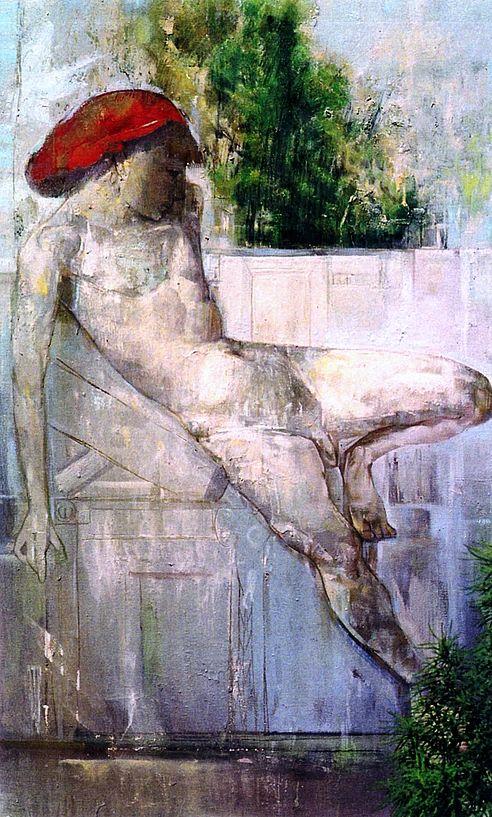 Nikos Stratakis. Painter | MYTHOLOGY