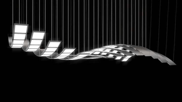 Latest OLED-Light by Art + Com, Berlin