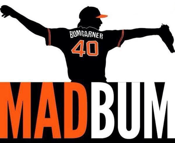 Madison Bumgarner SF Giants