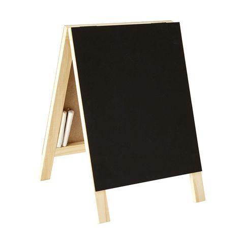 A-frame Chalkboard Homemaker $5