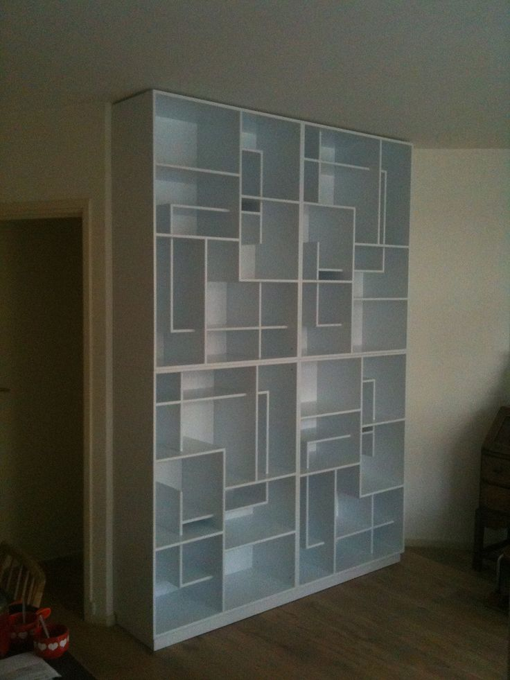 Bookcase empty | by dutchcaps