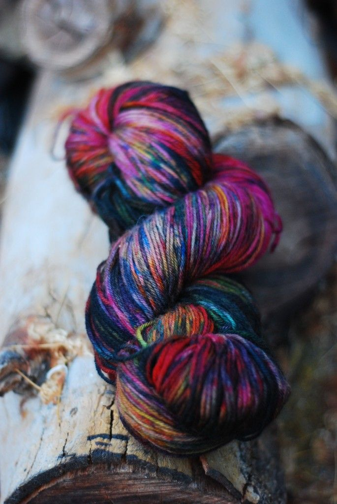 absolutely gorgeous yarn!