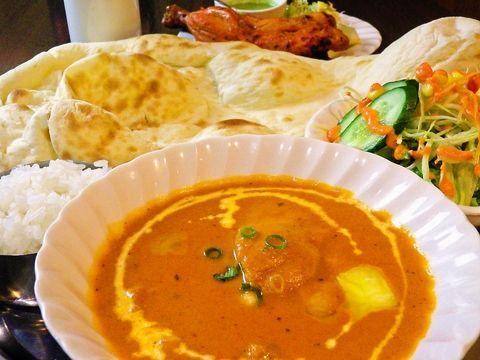 インド料理 ナマステ インディア