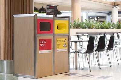 Westfield almost trebles recycling rate :: SustainabilityMatters