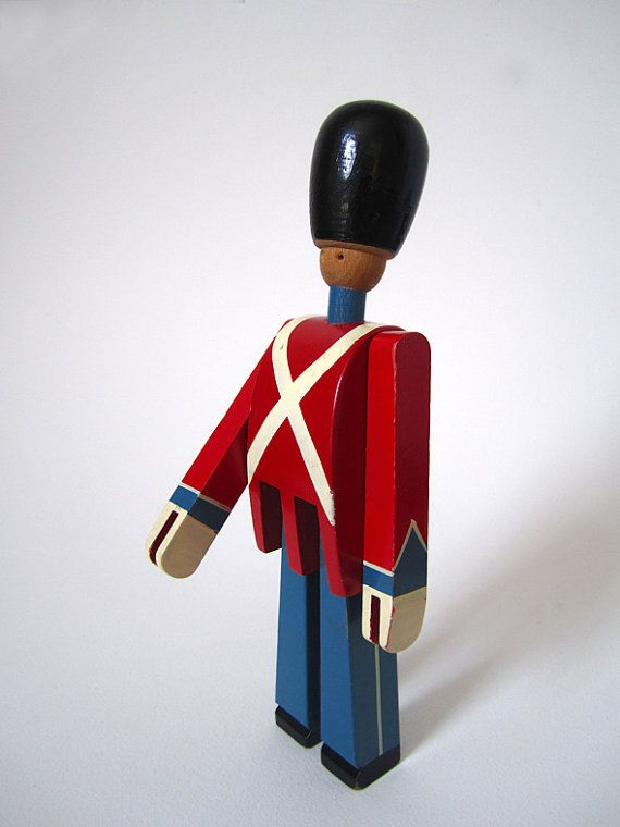 Kay Bojesen Wooden Soldier