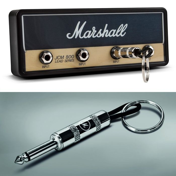 Hang your keys like a Rockstar! Shut up and give me the details! Please note this is a preorder and will be available to ship December 1st Includes 4 guitar...