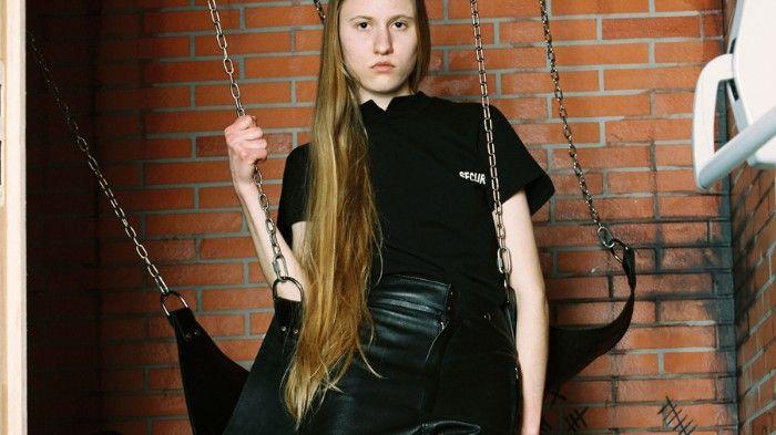 Designer Demna Gvasalia