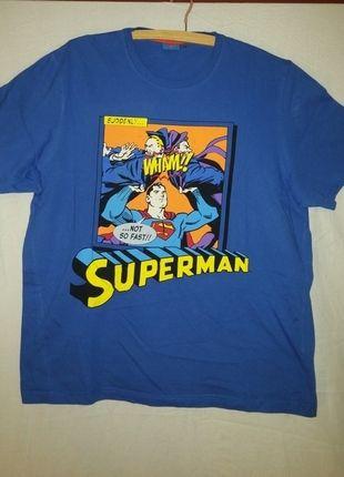 Kup mój przedmiot na #vintedpl http://www.vinted.pl/odziez-meska/koszulki-z-krotkim-rekawem-t-shirty/12288617-koszulka-superman-xl