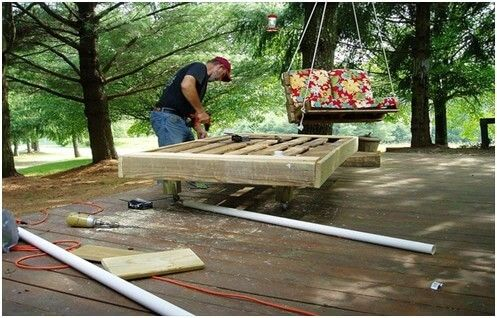 A Step by Step Guide to Creating Wooden Pallet Beds Part 3