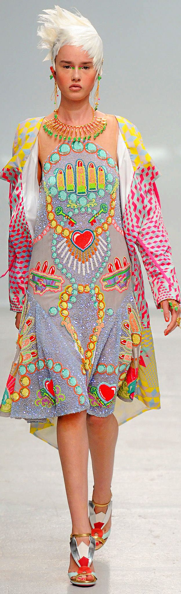 Spring 2014 Ready-to-Wear Manish Arora