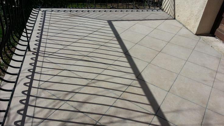 69 best chantier images on Pinterest Marseille, Subway tiles and - rendre une terrasse etanche
