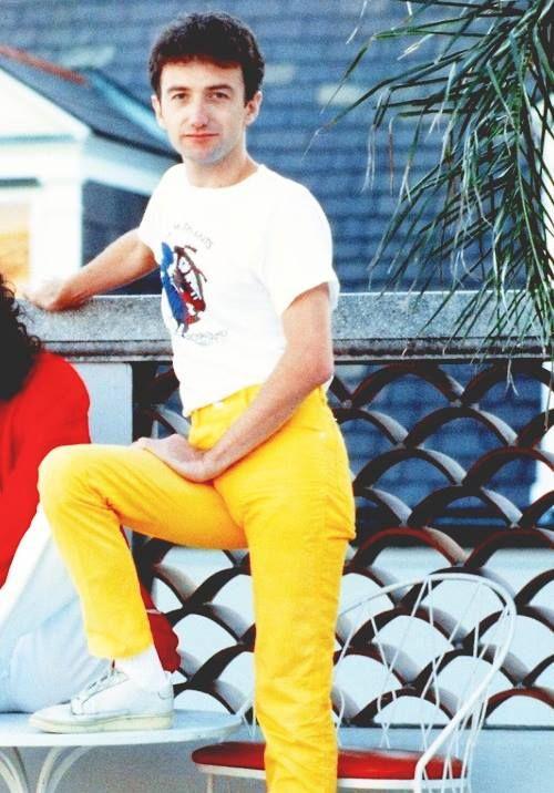 Yellow Pants - New Orleans, 1981.   John Deacon in 2019 ...