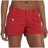Unionbay Juniors' Carmen Short, Fever Red, 11 (Apparel)By UNIONBAY