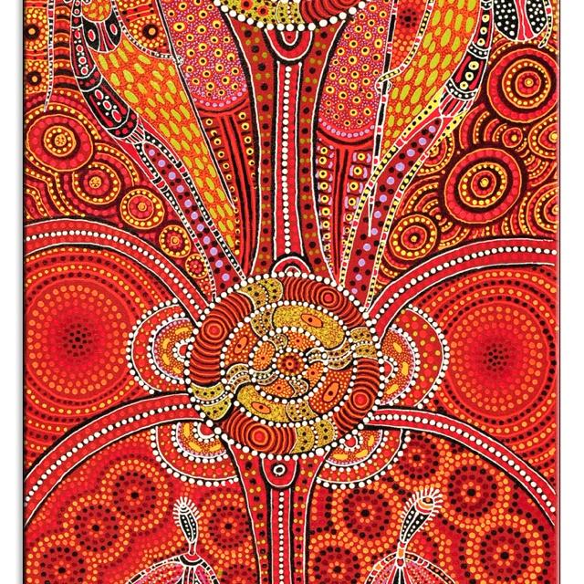 Australian Aboriginal Art. So so inspiring to me.