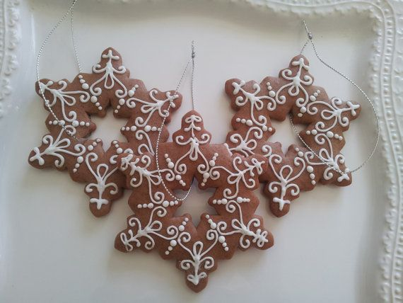 Dozen honey or gingerbread cookies with by CookmunkCookies on Etsy