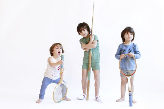 """Our new """"Let's Play"""" collection already available at www.lotiekids.com Hope you'll ike it!"""