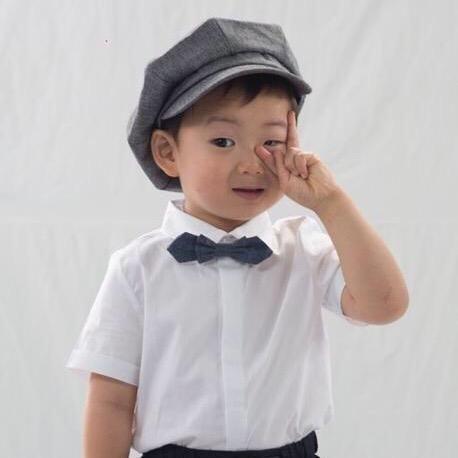 ลูกชายน่ารักมากเลยยยยยยย #SongTriplets #SongMinguk