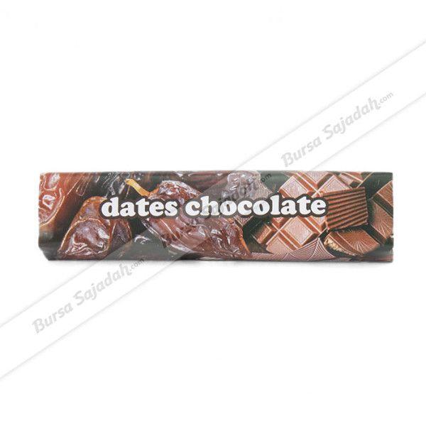 Coklat Batang Kurma Arofah, tidak hanya memiliki rasa manis yang lezat, camilan / snack ini juga menyimpan manfaat kurma yang menyehatkan. Selain itu, harganya yang terjangkau membuat coklat kurma ini sangat pas dijadikan oleh-oleh haji dan umroh untuk keluarga & teman!