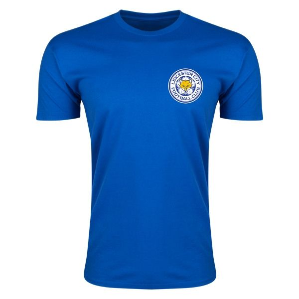Leicester City FC 23 Supersoft T-Shirt