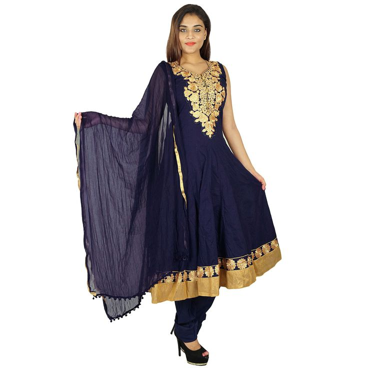 Bollywood Salwar Kameez Anarkali ethnische pakistanische Partei tragen Kleid | eBay