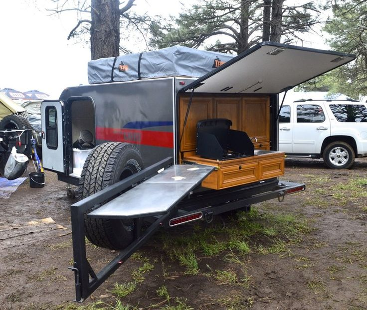 The All New Bct Moab Gobi Off Road Teardrop Trailer