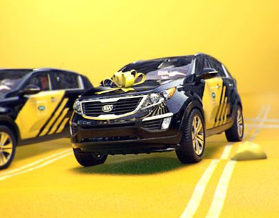 """Check out new work on my @Behance portfolio: """"WIN A CAR TV STING"""" http://on.be.net/1Nl7p80"""