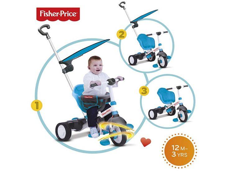 Charm Plus è il triciclo 3 in 1 ideale per i bambini da 1 a 3 anni! Disponibile in due varianti colore. Vieni a scoprirlo sul nostro sito. Distribuito in esclusiva da Real Baby Distribuzione.