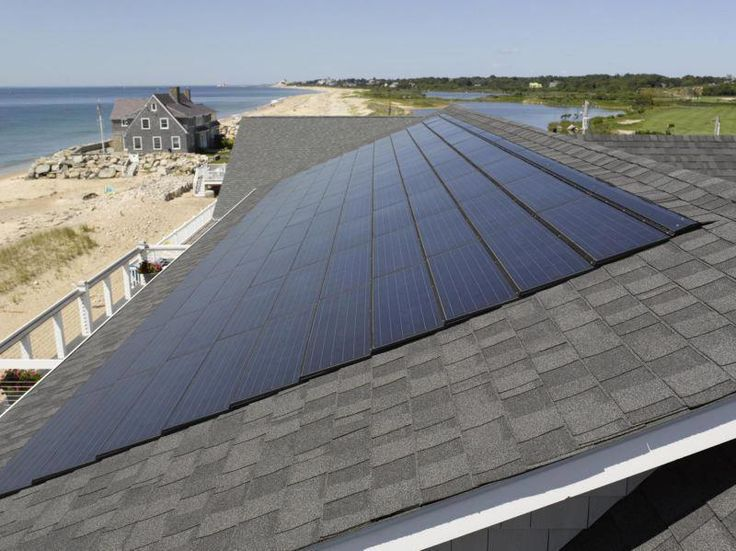 Five solar roof shingles that aren't from Tesla in 2020